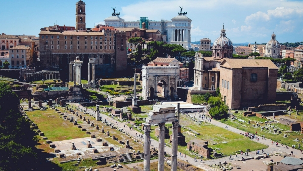 Autumn city break in Rome | iH Hotels Group