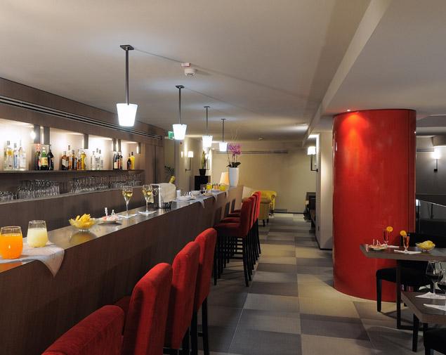 iH Hotels Milano Ambasciatori Milano Duomo Lounge Bar