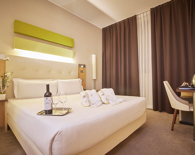 iH Hotels Milano Gioia double rooms