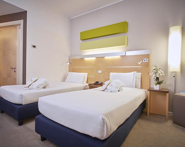 ih hotels milano gioia albergo 4 stelle milano centrale camera doppia