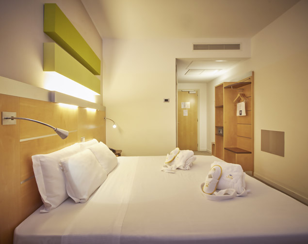 iH Hotels Milano Gioia accessible room