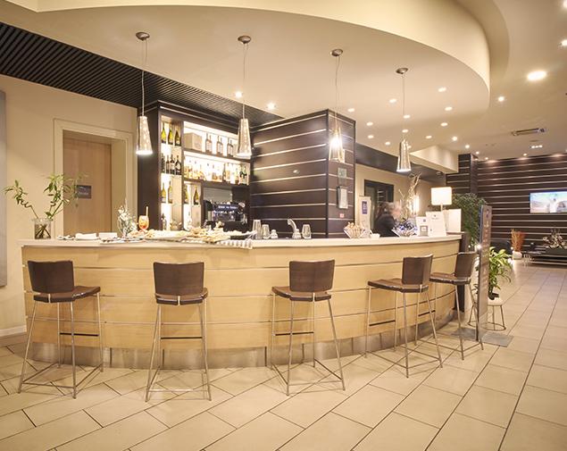 iH Hotels Milano Gioia albergo milano lounge bar