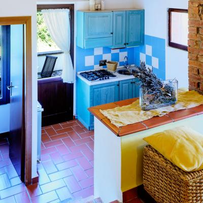 Ih Hotels Resort Toscana Piandeimucini Camera Cucina